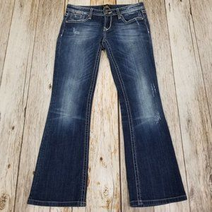 ReRock for Express Boot Jeans Womens 4R